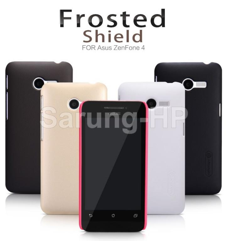 Nillkin Super Frosted Shield Hard Case Asus Zenfone 4 (1200mah)