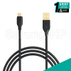 Aukey CB-MD1 Micro USB Cable Kabel Micro USB Gold Plate 1 Meter
